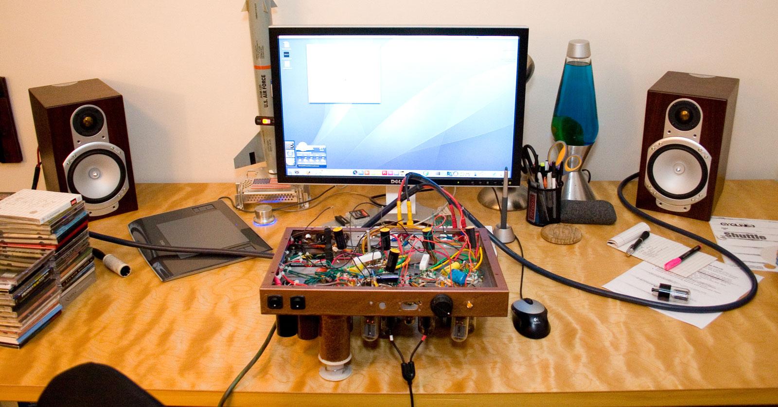 Audio Engineering - EICO HF87 Restoration Project by Sean Rose