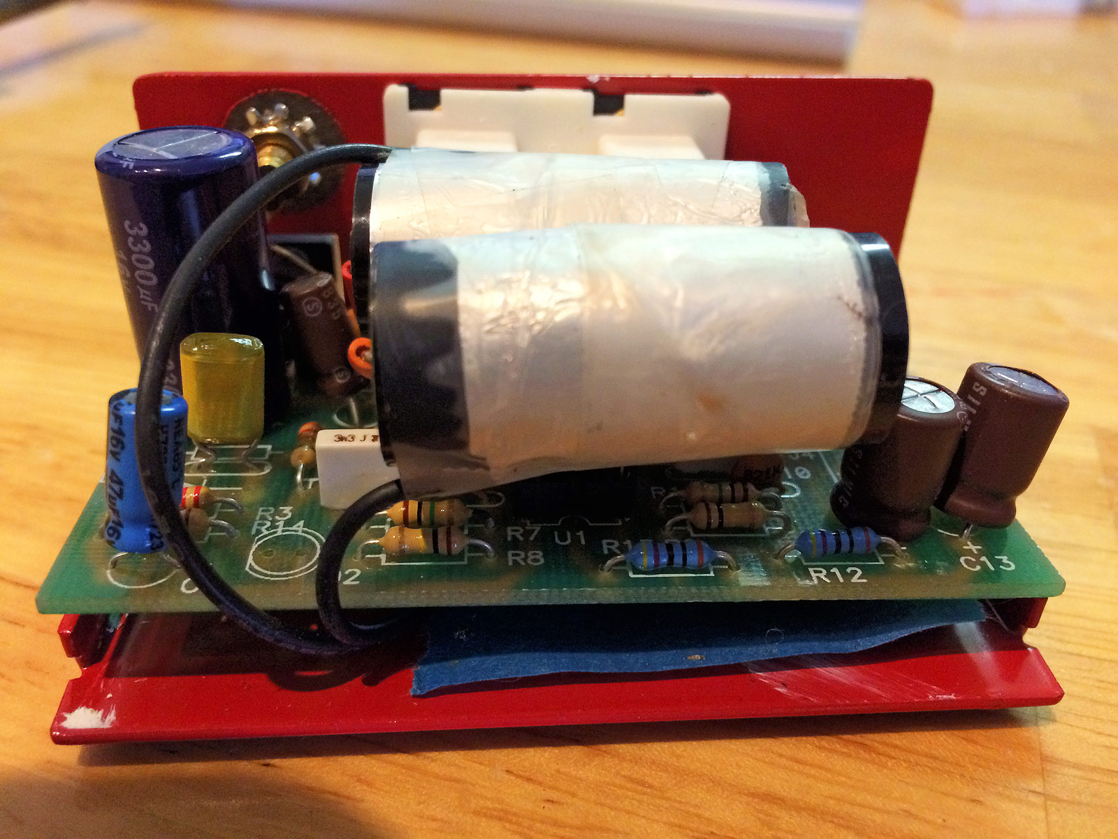 Rolls VP29 Phono Preamp Enhancement